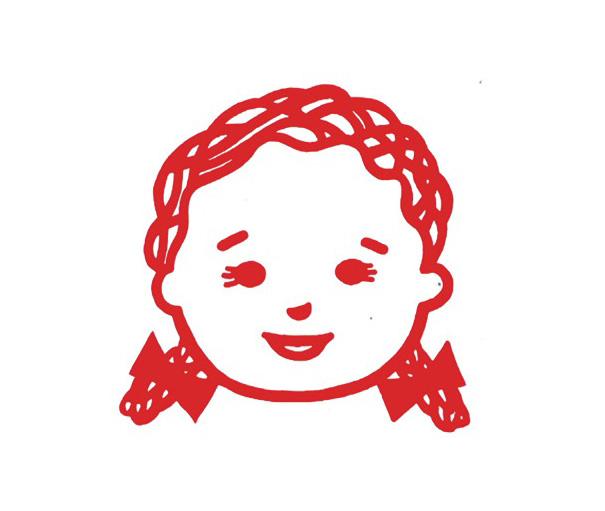 イメージキャラクター 「あの子」