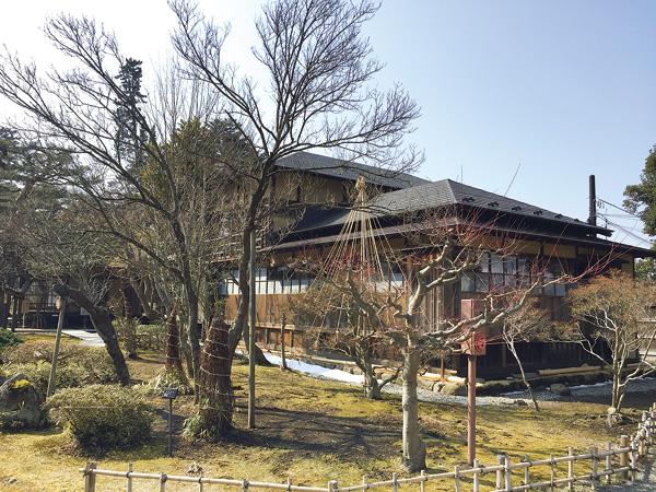 明治期の建物