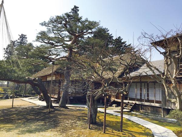 江戸期の建物