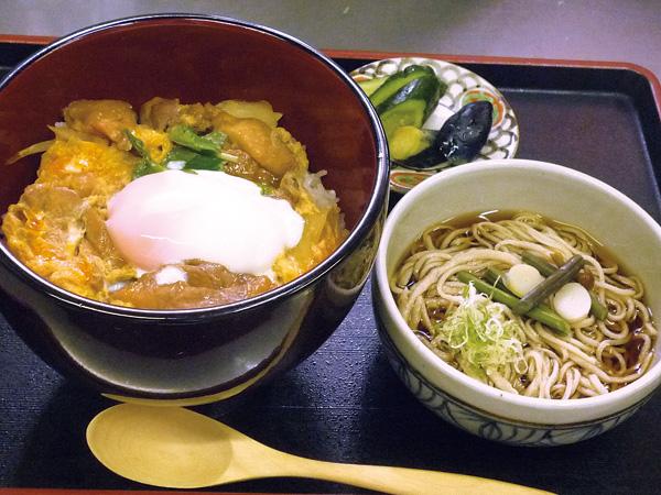 会津地鶏親子丼