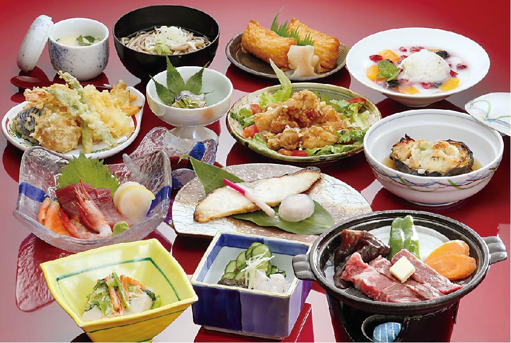 ▲宴会料理5,000円(税別)コース